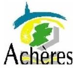 Mairie d'Achères